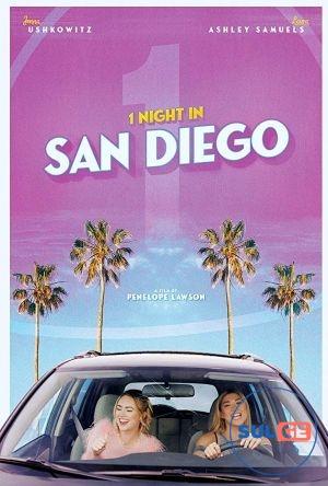 1 Night in San Diego / ერთი ღამე სან დიეგოში / erti game san diegoshi