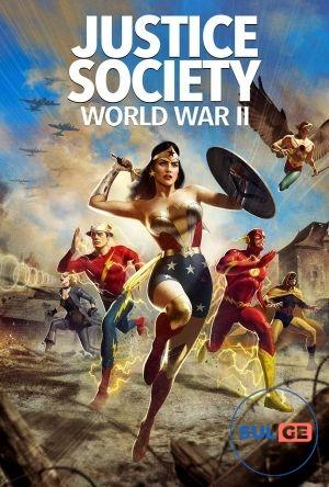 Justice Society: World War II / სამართლიანობის საზოგადოება: მეორე მსოფლიო ომი / samartlianibis sazogadoeba: meore msoflio omi