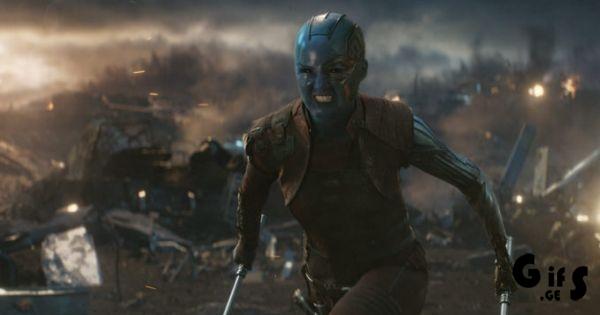"""""""Avengers: Endgame""""-ის შემოსავალმა გამხსნელ დღეს ჩინეთში 100 მილიონს გადააჭარბა"""