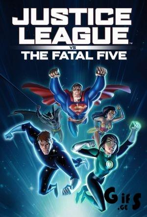 Justice League vs the Fatal Five / სამართლიანობის ლიგა ფატალური ხუთეულის წინააღმდეგ / samartlianobis liga fataluri xuteulis winaagmdeg