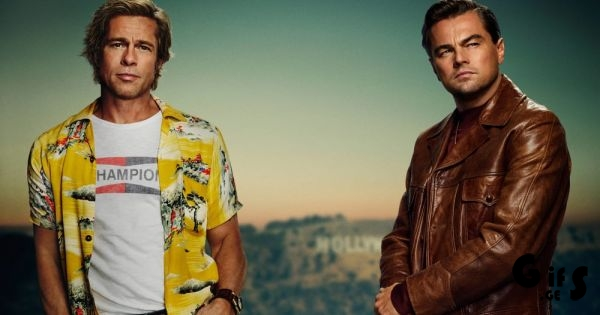 Once Upon a Time in Hollywood / ერთხელ ჰოლივუდში / ertxel holivudshi