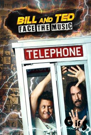 Bill & Ted Face the Music / ბილი და ტედი / bili da tedi