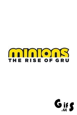 Minions: The Rise of Gru / მინიონები 2 / minionebi 2