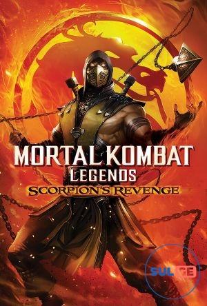Mortal Kombat Legends: Scorpions Revenge / სასიკვდილო ბრძოლის ლეგენდები: მორიელის შურისძიება / sasikvdilo brdzolis legendebi morielis shurisdzieba