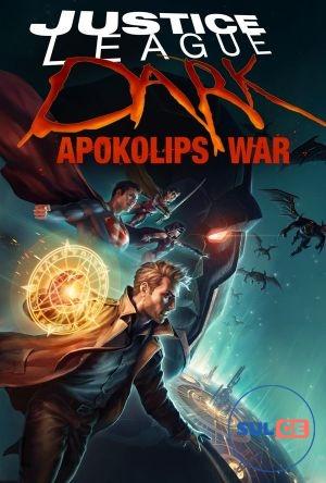Justice League Dark: Apokolips War / სამართლიანობის ბნელი ლიგა : აპოკალიფსის ომი / samartlianobis bneli liga apokalifsis omi