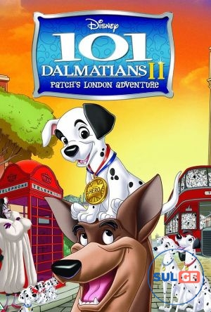 101 Dalmatians II: Patch's London Adventure / 101 დალმატინელი 2: პეტჩის ლონდონურო თავგადასავალი / 101 dalmatineli 2 petchis londonuri tavgadasavali