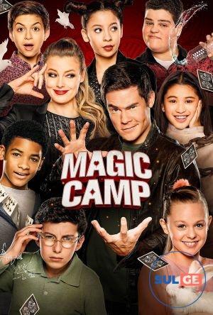 Magic Camp / ჯადოსნური ბანაკი / jadosnuri banaki
